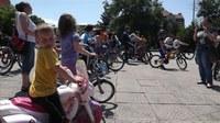 Start la Ştafeta Ciclistă SM