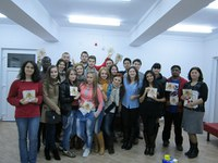 Tinerii străini, de 1Martie la centrul SM